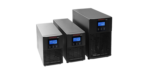 New MTX range: UPS-Comfort up to 3000 VA