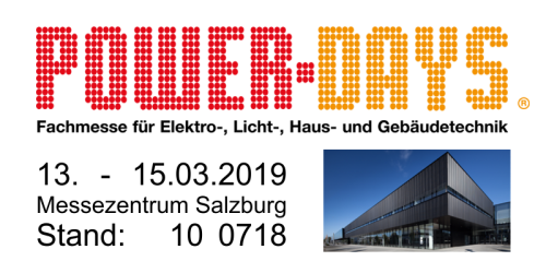 POWERDAYS in Salzburg