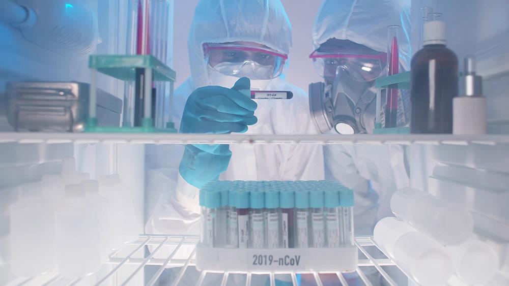 Corona-Impfzentren stromsicher durch EFFEKTA-USVs